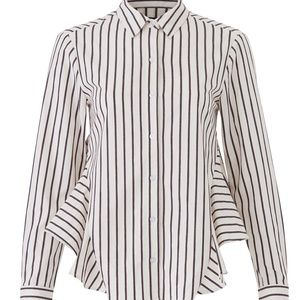 DREW Dillone Long Sleeve Button Down Top NWT
